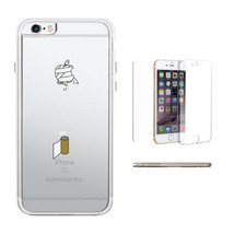 365Printing 360° Full Protection No More Toilet Paper Funny Clear iPhone... - $15.99