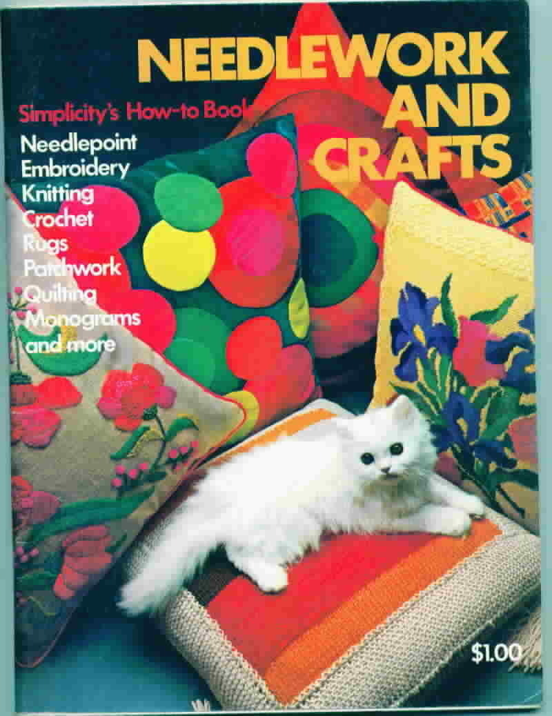 Needlework and crafts by simplicity