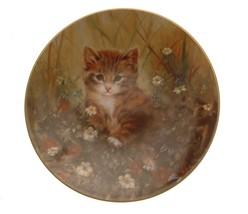 Katzchens Gartenfreuden Leo Ganz Gewagt Cat Pla... - $38.65