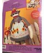 """21"""" Sock Monkey Kit """"Posy"""" - $12.99"""