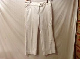 Womens Nine West & Co. Petite White Pants, Size 14P - $29.69