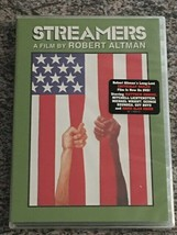NEW Streamers (DVD, Robert Altman Film) DAMAGED BACK CASE SEE PHOTOS - $8.99