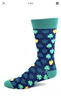 Sock It to Me Lucky Clover Socks - $8.02