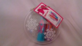 Maybelline Baby Lips Ornament Featuring Peach Kiss and Hydrate Baby Lips... - $8.09