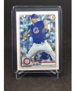 2020 Bowman Base #19 Adbert Alzolay RC Chicago Cubs Mint! *FBGCOLLECTIBLES* - $3.00