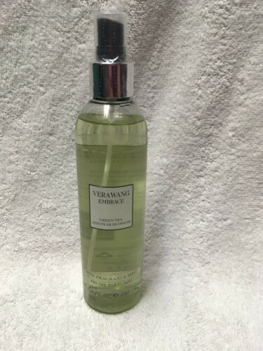 Primary image for 8 Oz Vera Wang Embrace Body Mist Fragrance For Lady Women Green Tea Pear Blossom