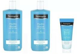 Neutrogena Hydro Boost Body Gel Cream (2 Pack - 16 oz) & Hand Gel Cream 3 oz NEW - $36.60