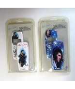 Lot of 2 Vintage Collectible EPE Elvis Presley Cell Phone Covers by Art ... - $19.99