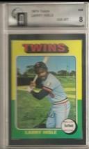 1975 Topps #526 Larry Hisle GAI 8 NM MT  - $11.53