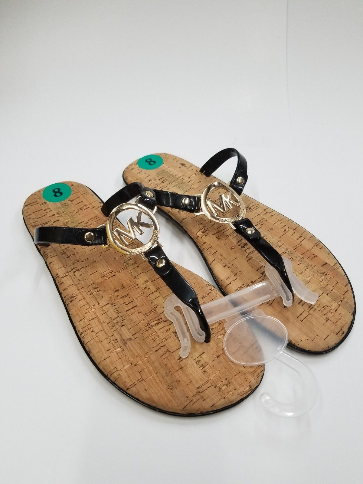 3f908e005 Michael Kors Ladies Sandals Size 8 Black NEW and 50 similar items. S l1600