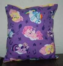 My Little Pony Pillow HANDMADE Sleeping Ponies Pillow Made in USA - $9.99