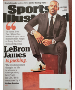 LeBron James, Keenan Reynolds, Jason Witten @Sports Illustrated Dec 7 2015 - $7.95