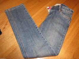 Roxy girls Jeans pants 10 Prank Call Slim mbl 483693 8pa06 Denim NWT 39.... - $15.54