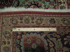 Compex Design Original Red Traditional Persian Wool Handmade Rug 10x16 Rug image 8
