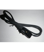 Power Cord for vintage GE Waffle Maker Iron Grill Model 149G37 (1/2 2pin... - $15.67