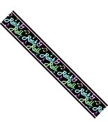 Rock & Roll Neon Border - Music Gift Decorations - $9.95