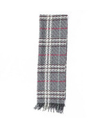 Burberry Houndstooth Wool Cashmere Scarf - $265.00