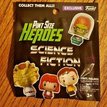 Funko Pint Size Heroes Sci Fi - YOU CHOOSE - Vinyl Collectible Mini Figures - $5.48+