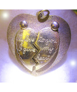 FREE W $49 HAUNTED NECKLACE ALL OF MY HEART HIGH LOVE MAGICK 7 SCHOLARS - $0.00