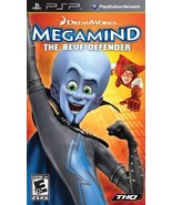 Megamind: The Blue Defender - Sony PSP [video game] - $12.73