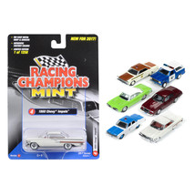 Mint Release 2017 Set D Set of 6 cars 1/64 Diecast Model Cars by Racing ... - $56.03