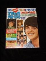 Teen Pinups April 1972 The Osmonds Partridge Family David Cassidy Bobby ... - $16.99