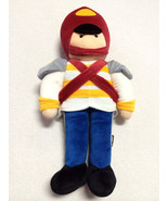 "Gymboree Gymsport Large Royal Guard Soldier Sentry Plush Stuffed Toy 18"" - $14.99"