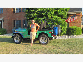 1970 Jeep CJ-5 For Sale In Liberty Twp., OH 45044 image 12