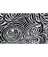 Rug USA 5' x 8' Optical Handmade Tufted 100% Wool Modern Rugs & Carpet - $137.61