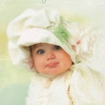 Sure Lox Baby Face White Hat Jigsaw Puzzle Valerie Tabor Smith 500 pc Se... - $7.99