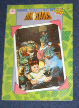 Disney Dinosaurs whitman sticker fun book 1992 - $15.99