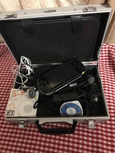 Primary image for Sony PSP 1001 CONSOLE Plus Extras  TESTED