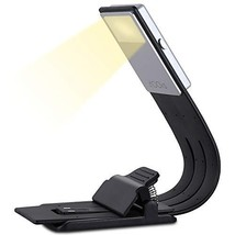 ztOOks Bookmark booklight, Built-in USB Easy Charge, can Clip Electronic... - $17.54