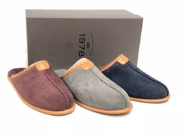 UGG Australia THAYNE 1978 COLLECTION Suede SHEEPSKIN SLIPPERS 1016776 Shoes - $79.99