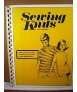 Sewing Knits, Judy Lawrence, 1972 - $13.49