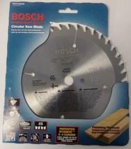 "Bosch PRO740FIN 7-1/4"" x 40T ATB Finishing / Plywood Saw Blade USA - $9.90"