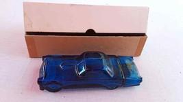 Vintage Empty Avon Thunderbird 55 Car Deep Woods After Shave Decanter bl... - $7.69