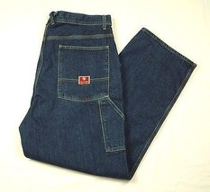 Hilfiger Red Label Denim Jeans Carpenter Fit W 36 L32 (Act W39 L33) EUC - $29.99