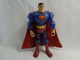 Mattel Justice League Superman Translucent Blue Body Action Figure  - $4.53