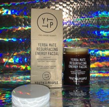 NIB YOUTH TO THE PEOPLE Yerba Mate Resurfacing+Exfoliating Energy Facial Enzymes image 1