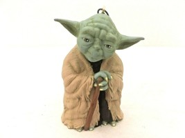 Vtg 90s Hallmark Keepsake Star Wars Yoda Christmas Ornament Empire Strik... - $39.99