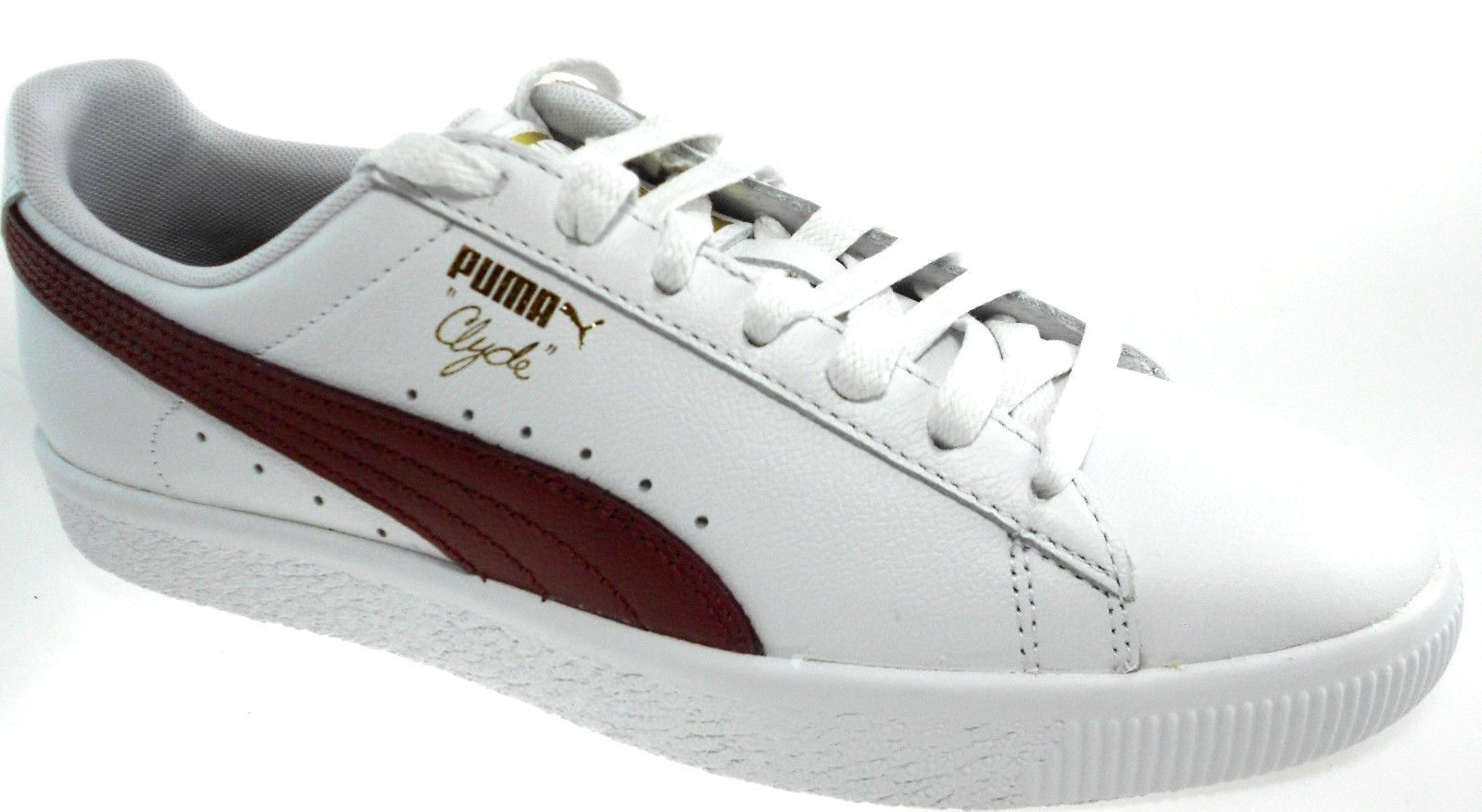 Puma Clyde Core L Foil Men s Classic White and 50 similar items 944c72b29