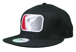 Famous Stars & Straps x Flymode Black Major League New Era Snapback Baseball Hat image 2