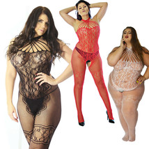 UK 6-24 Lace Fishnet Bodysuit Stockings Lingerie Underwear Lot Plus Wedding Gift