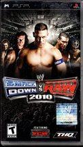 WWE SmackDown vs. Raw 2010 Featuring ECW - Sony PSP (2010) - $20.00