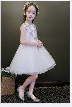Lovely Flower Girl Dress For Wedding Party 2018 Girls Pageant Gowns Ball... - $43.05