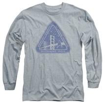 Star Trek Academy T-shirt Retro Sci-Fi TV series long sleeve graphic tee CBS855 image 1
