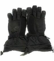 Head Junior Jr Black Purple Teal Insulated Ski Snowboard Winter Gloves M/6-10 image 2