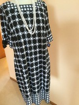 Women's Dress,XL,Black,,Long Sleeves ,Armani Collezioni,NWOT - $108.90