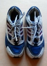 Adidas Women APE No.779 ART No. 666597 2000 Size 5 Blue White  - $6.00